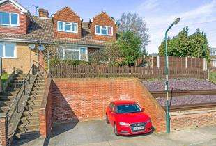 4 Bedrooms Semi Detached House for sale in Pepys Way, Rochester, Kent, .