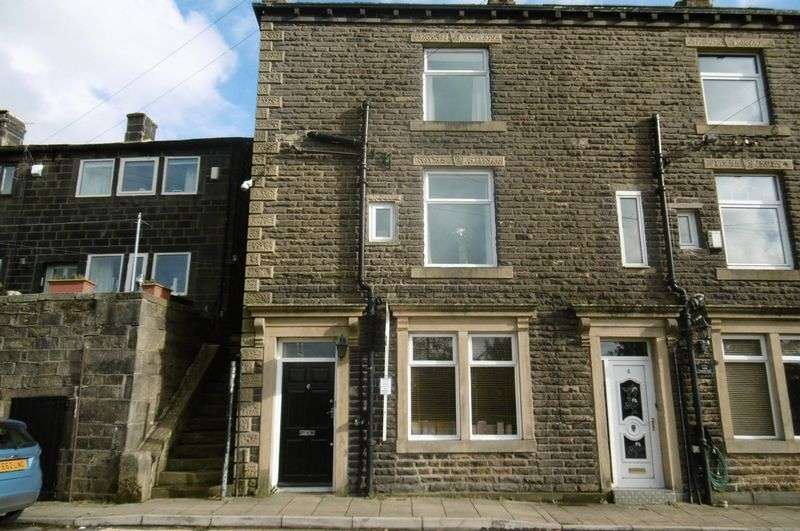3 Bedrooms Terraced House for sale in Keighley Road, Pecket Well