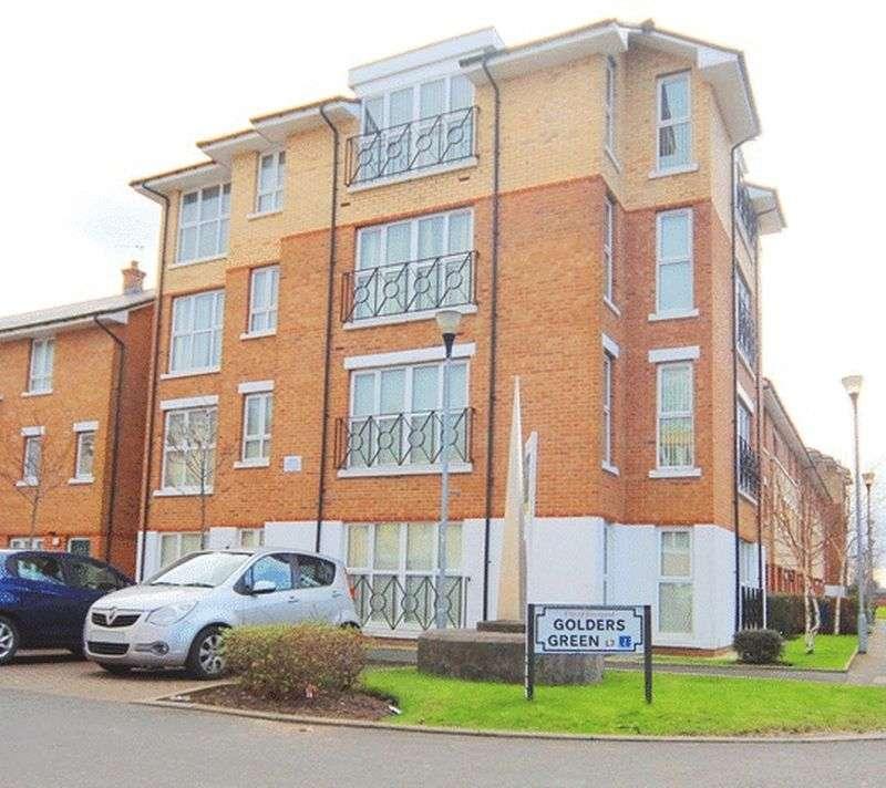 2 Bedrooms Flat for sale in Golders Green, Kensington, Liverpool, L7