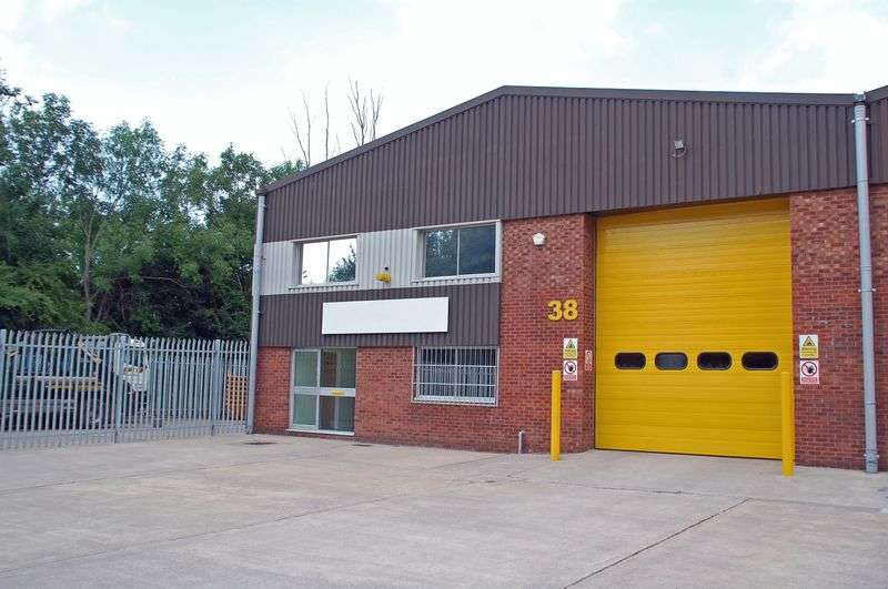 Commercial Property for sale in Hither Green Industrial Estate, Clevedon