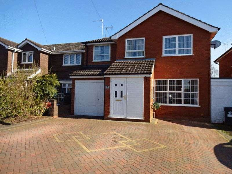 3 Bedrooms Detached House for sale in Milford Avenue, Stourport-On-Severn DY13 8QY