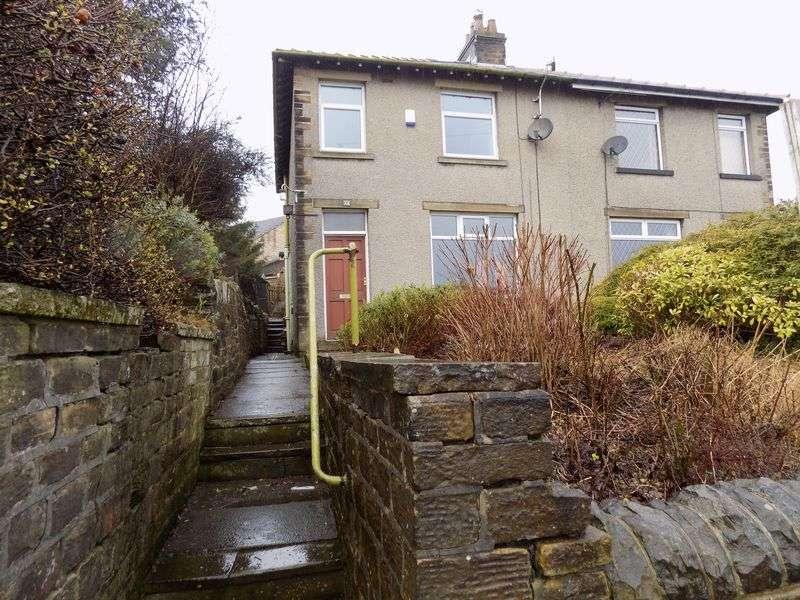 3 Bedrooms Semi Detached House for sale in Beldon Lane, Bradford