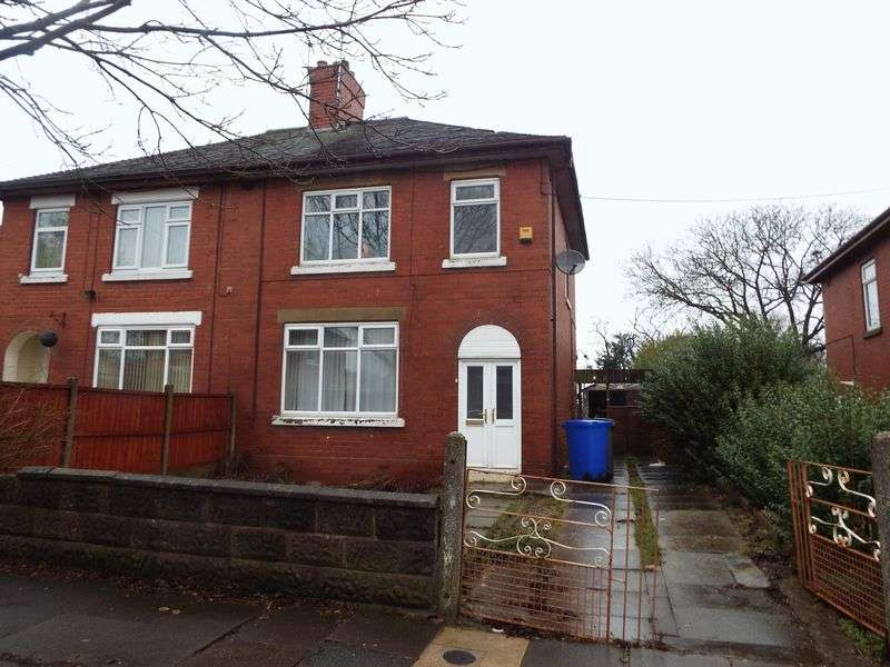 3 Bedrooms Semi Detached House for sale in Queensmead Road Meir, Stoke-On-Trent