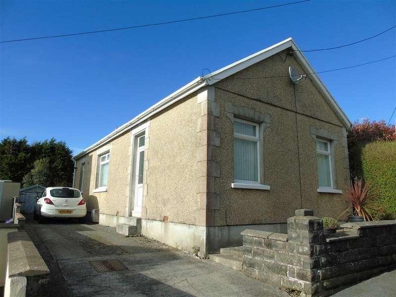 2 Bedrooms Detached Bungalow for sale in Penllwynrhodyn Road, Llwynhendy, Llanelli