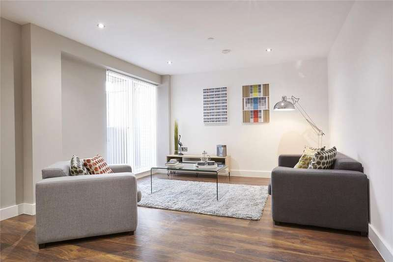 2 Bedrooms Flat for sale in One Cambridge Street, Manchester, Greater Manchester, M1