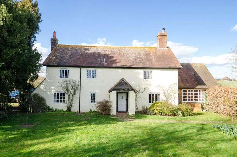 6 Bedrooms Detached House for sale in Breamore, Fordingbridge, Hampshire, SP6