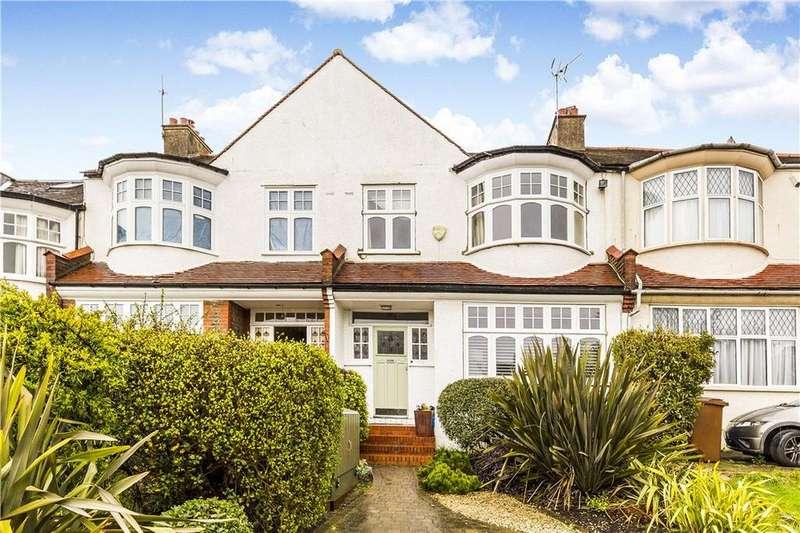 4 Bedrooms Terraced House for sale in Court Lane, Dulwich Village, London, SE21