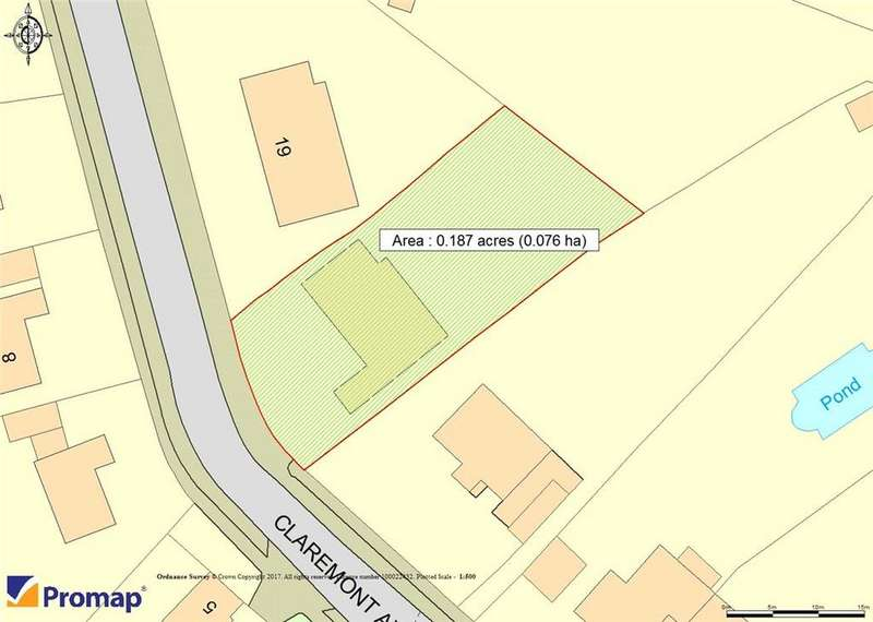 4 Bedrooms Plot Commercial for sale in Claremont Avenue, Esher, Surrey, KT10