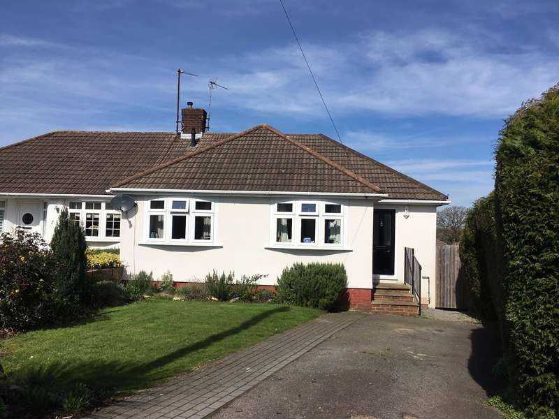 3 Bedrooms Semi Detached Bungalow for sale in Tyne Way, West End