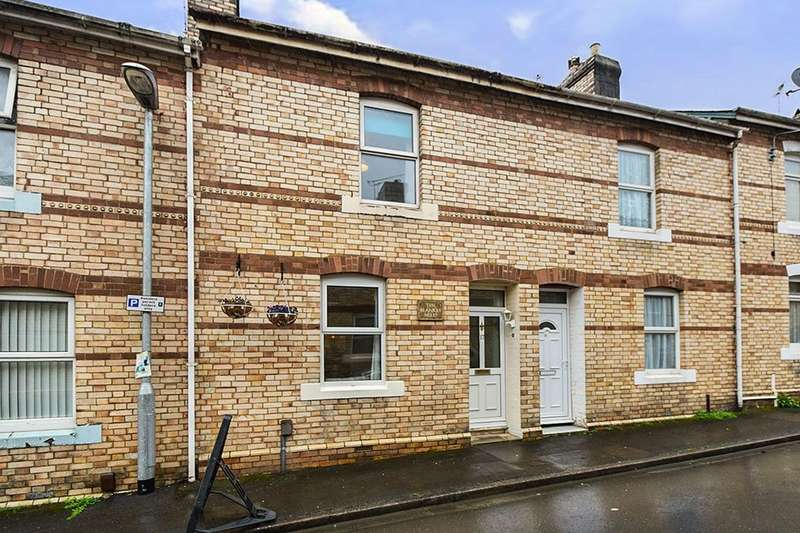 2 Bedrooms Property for sale in Buller Road, Newton Abbot, TQ12