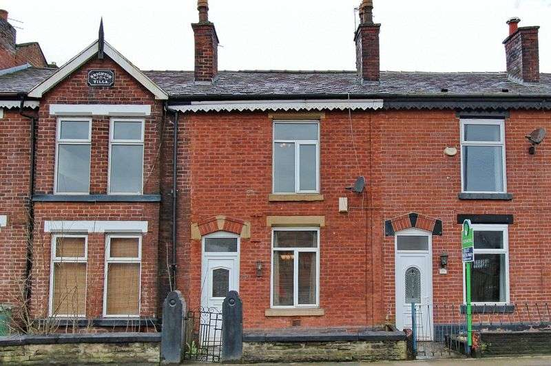 2 Bedrooms House for sale in Ainsworth Road, Radcliffe, Manchester