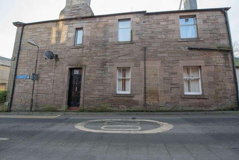 3 Bedrooms Flat for sale in Mungle Street, West Calder, EH55 8BX