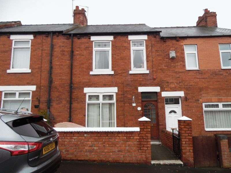 3 Bedrooms Terraced House for sale in Mitchell Street, Chester Le Street