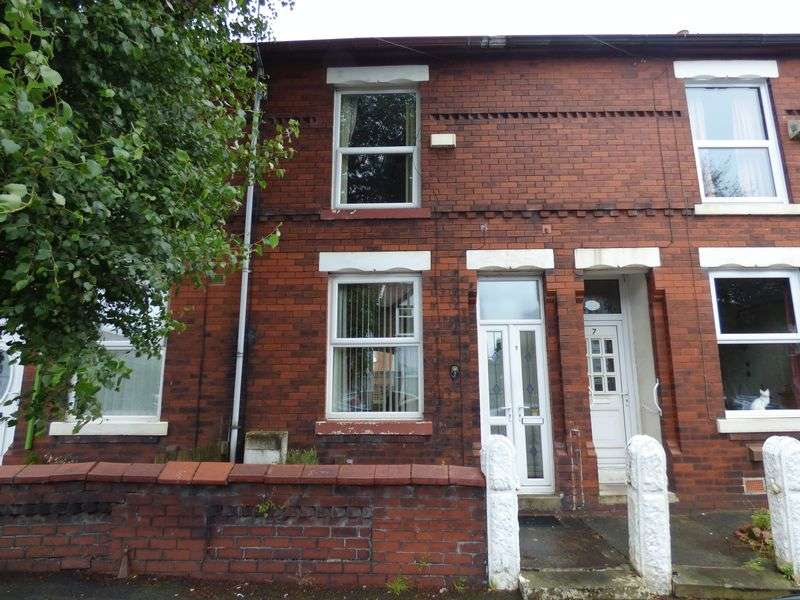 2 Bedrooms Terraced House for rent in Forshaw Street, Manchester