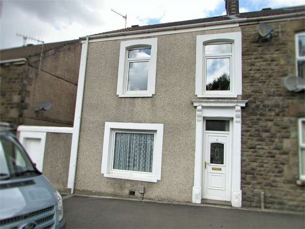 4 Bedrooms Terraced House for sale in Peniel Green Road, Llansamlet, Swansea, West Glamorgan
