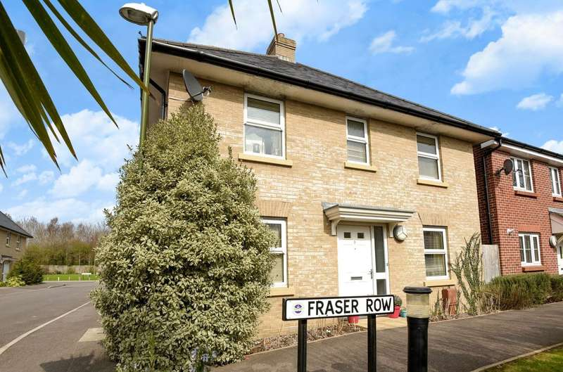4 Bedrooms Detached House for sale in Fraser Row, Fishbourne, PO18