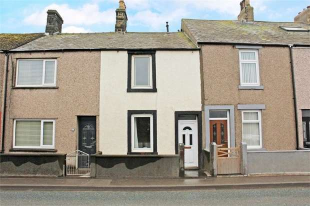 2 Bedrooms Terraced House for sale in Station Road, Flimby, Maryport, Cumbria