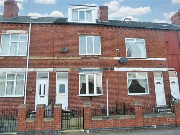3 Bedrooms Terraced House for sale in Spring Terrace, South Elmsall, Pontefract, West Yorkshire