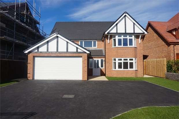 4 Bedrooms Detached House for sale in Lon Ty Gwyn, Aberbargoed, Caerphilly
