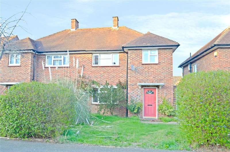 3 Bedrooms Semi Detached House for sale in Coleridge Road, Croydon