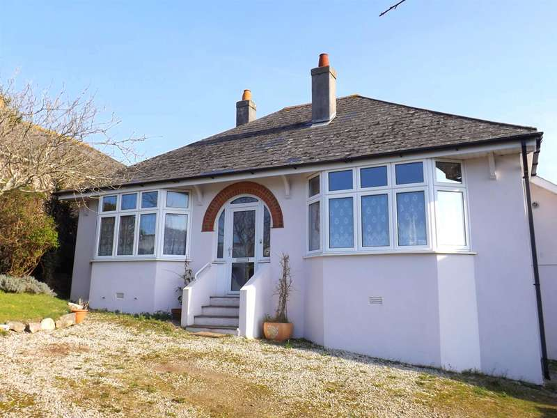 2 Bedrooms Bungalow for sale in Church Hill Road, Hooe, Plymouth