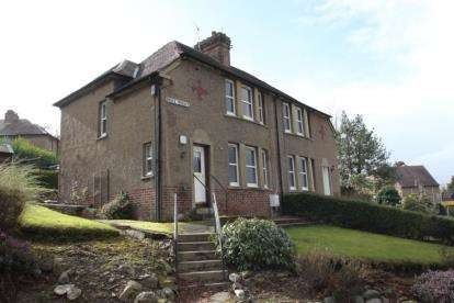 3 Bedrooms Semi Detached House for sale in Bruce Terrace, Cambusbarron