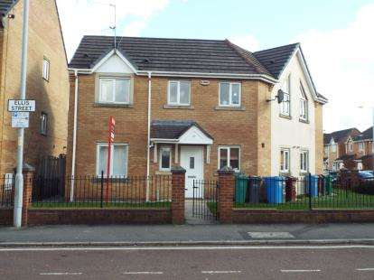 3 Bedrooms Semi Detached House for sale in Ellis Street, Hulme, Manchester, Greater Manchester