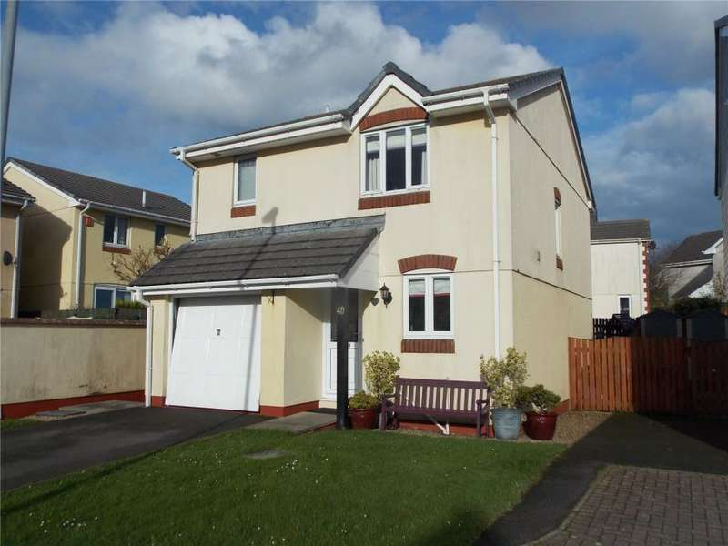 3 Bedrooms Detached House for sale in Trelinnoe Gardens, South Petherwin, Launceston