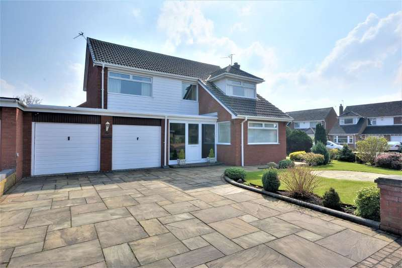 4 Bedrooms House for sale in Midhurst Drive, Ainsdale, Southport, PR8 3PX