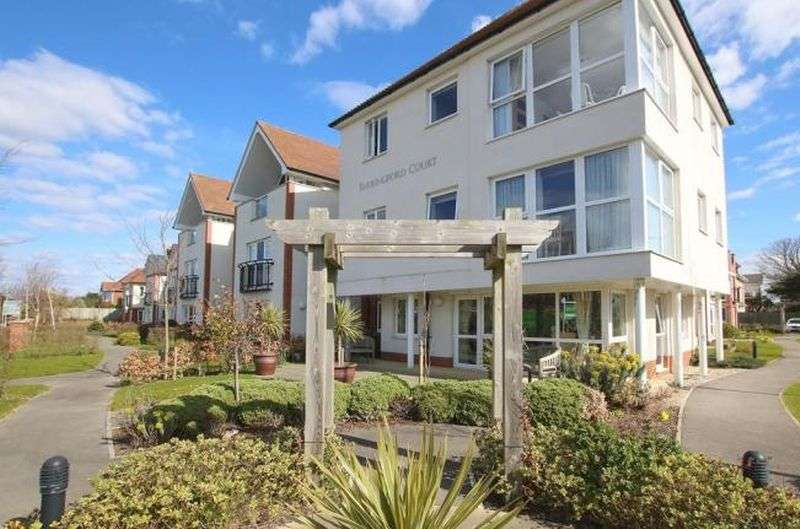2 Bedrooms Flat for sale in Farringford Court : ** GROUND FLOOR with PATIO ** Exclusively for Over 70's