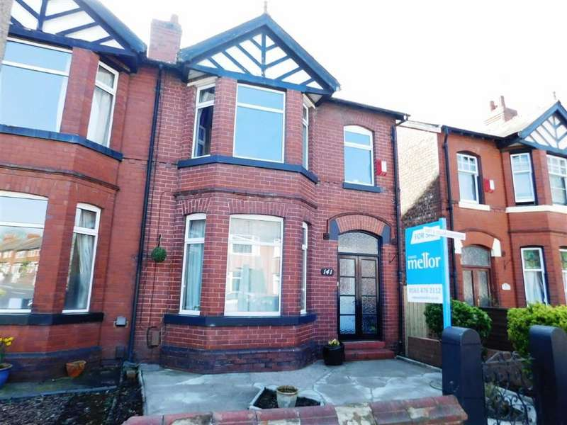 3 Bedrooms Property for sale in Cheadle Old Road, Edgeley, Stockport