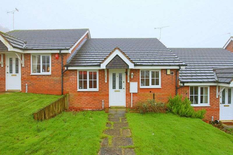 2 Bedrooms Bungalow for sale in Burntwood View, Loggerheads, Market Drayton