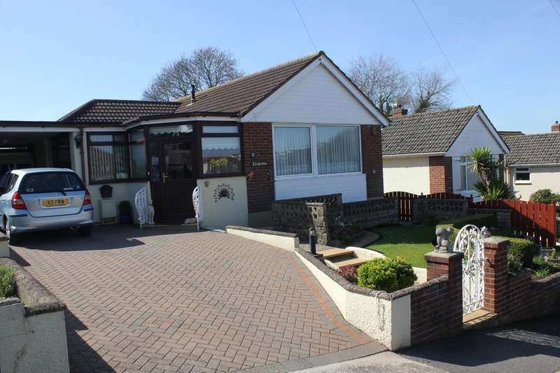 3 Bedrooms Detached Bungalow for sale in Leyburn Grove, Paignton