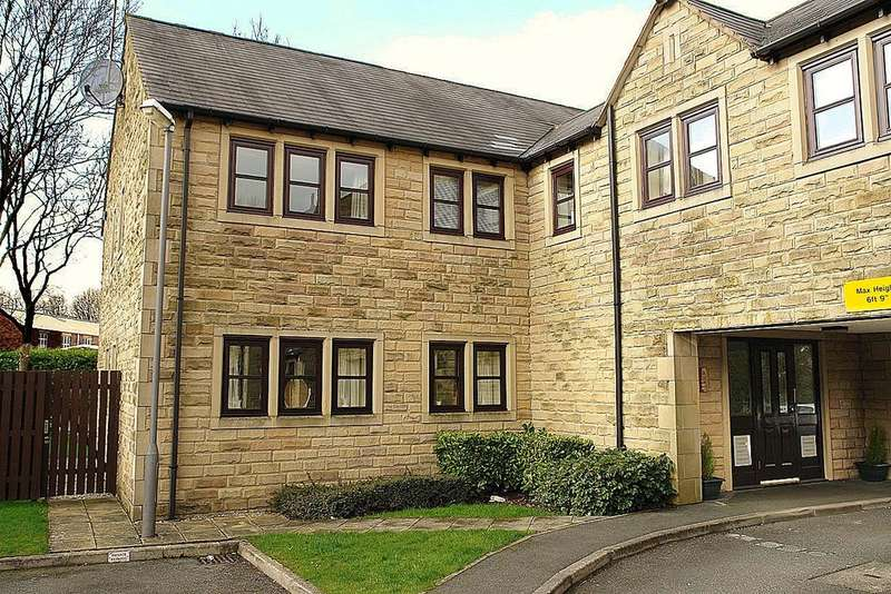 2 Bedrooms Flat for sale in Butterworth Way, Greenfield, Saddleworth