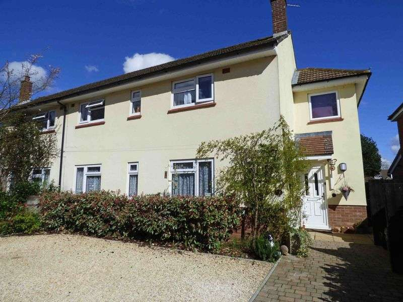 4 Bedrooms Semi Detached House for sale in Walter's Ash