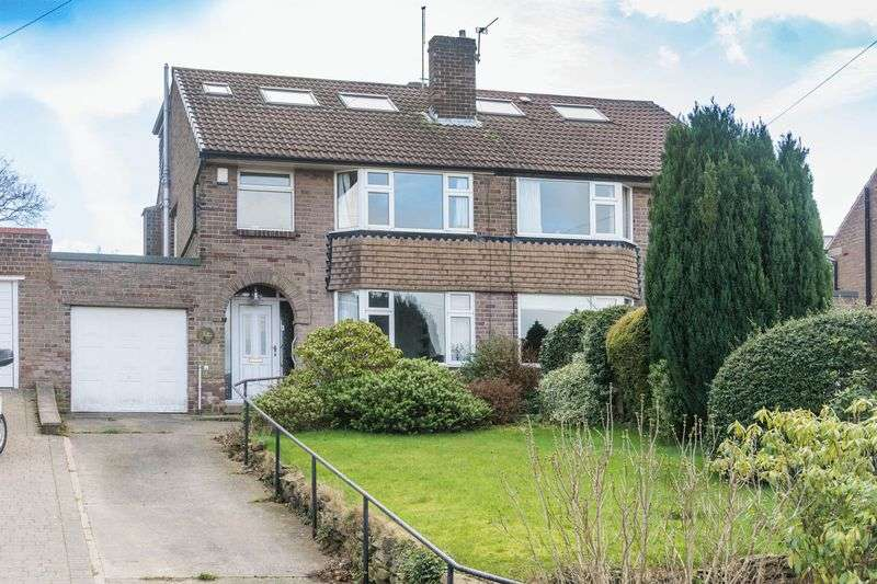 4 Bedrooms Semi Detached House for sale in Den Bank Close, Crosspool S10 5PA - 4/5 Bedroom Family Home