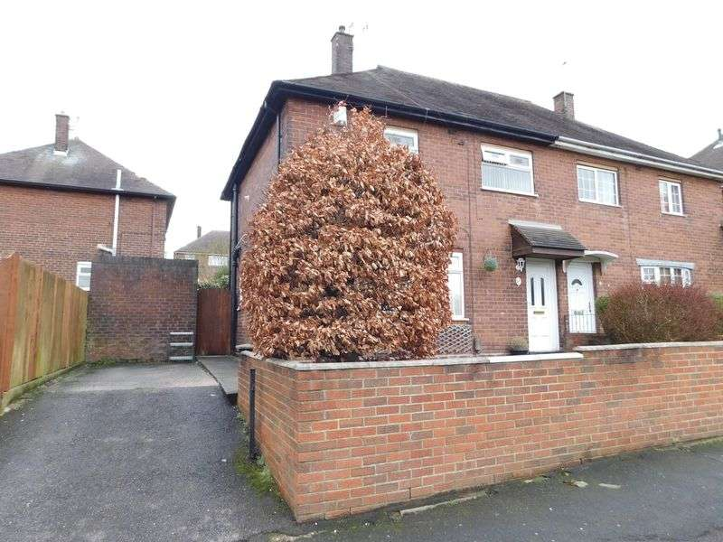 3 Bedrooms Semi Detached House for sale in Grayshott Road, Tunstall, Stoke-On-Trent.