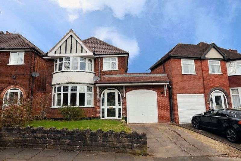 3 Bedrooms Detached House for sale in Whitley Court Road, Quinton
