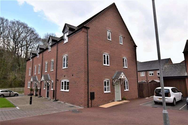 3 Bedrooms House for sale in Bath Vale, Congleton, CW12 2HY