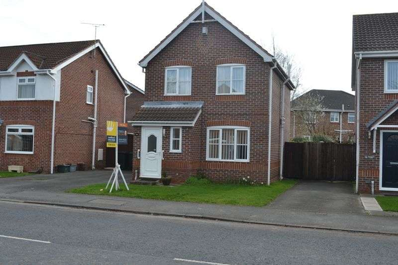 3 Bedrooms Detached House for sale in Boundary Lane, Chester