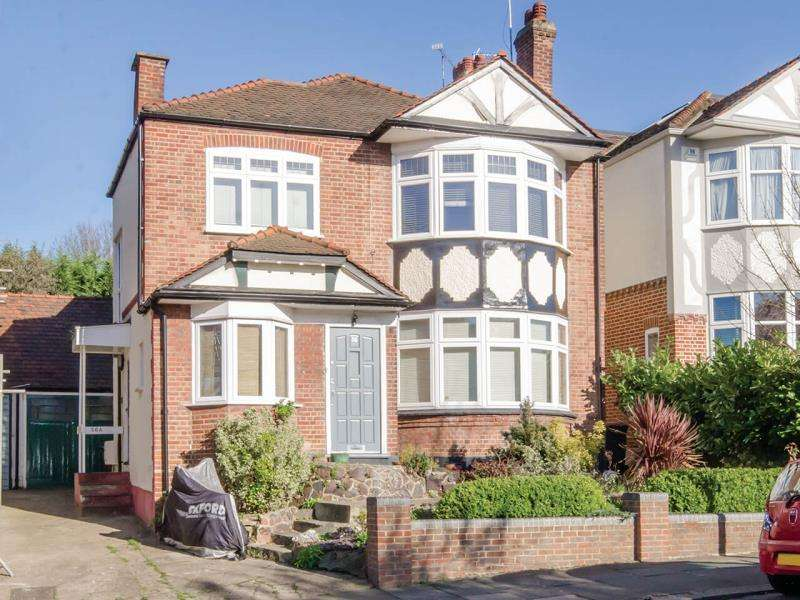 3 Bedrooms Flat for sale in Grove Avenue N10