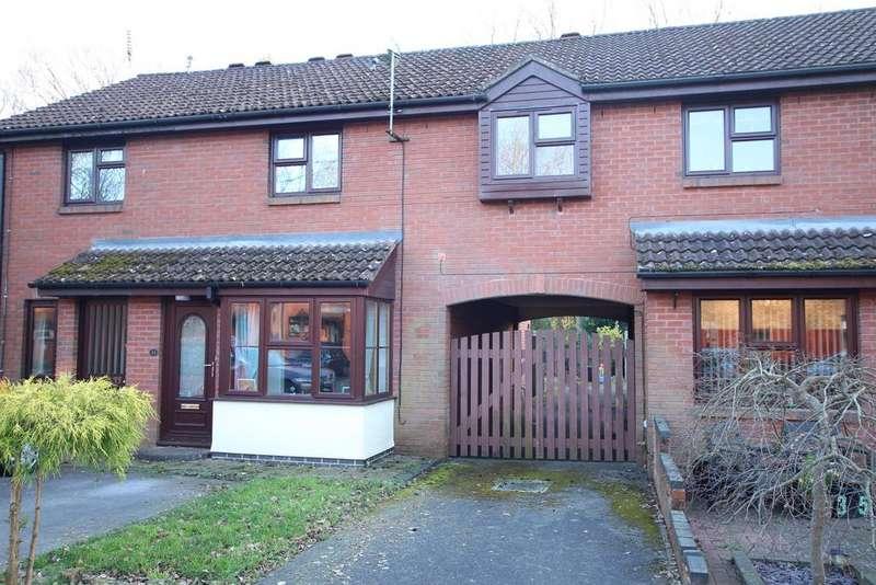 3 Bedrooms Terraced House for sale in DIBDEN