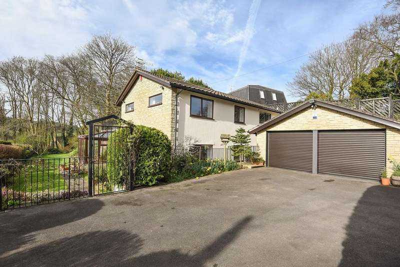 5 Bedrooms Detached House for sale in Knightcott Road, Abbots Leigh, Bristol, BS8