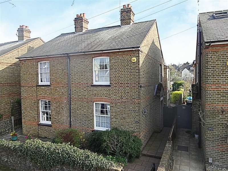 4 Bedrooms Semi Detached House for sale in Tamworth Road, Hertford, Herts, SG13
