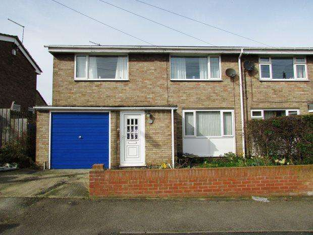3 Bedrooms Semi Detached House for sale in AMBLESIDE AVENUE, SEAHAM, SEAHAM DISTRICT