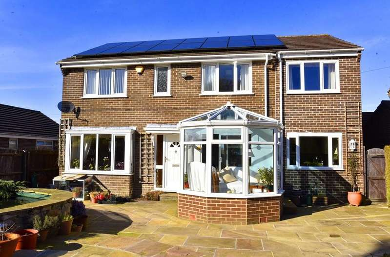 4 Bedrooms Detached House for sale in Winksley Grove, Harrogate