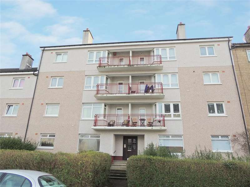 2 Bedrooms Flat for sale in Flat 0/1, 14 Fieldhead Drive, Eastwood, Glasgow, G43