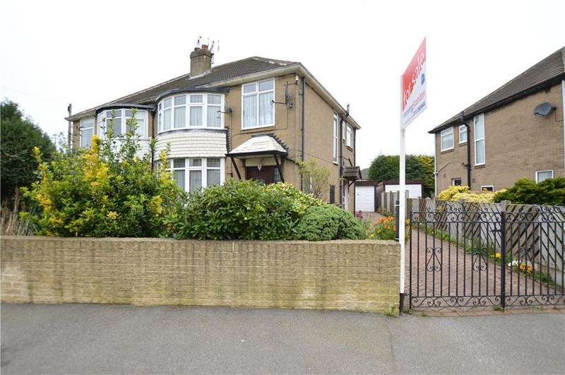 3 Bedrooms Semi Detached House for sale in Lulworth Crescent, Leeds, West Yorkshire
