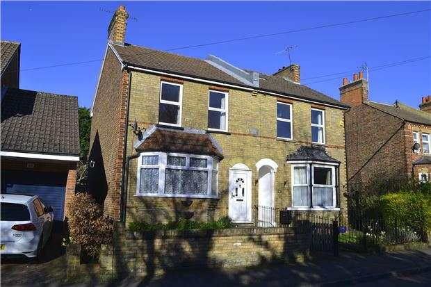 3 Bedrooms Semi Detached House for sale in Otford Road, SEVENOAKS, Kent, TN14 5DN