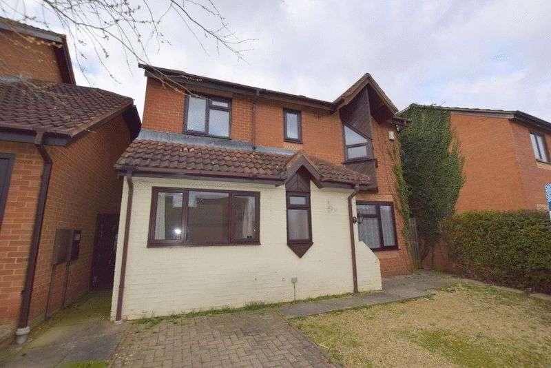 5 Bedrooms Detached House for sale in Cruickshank Grove, Crownhill, Milton Keynes
